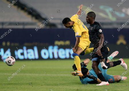 Editorial picture of Al-Nassr vs Al-Batin, Riyadh, Saudi Arabia - 20 Mar 2021
