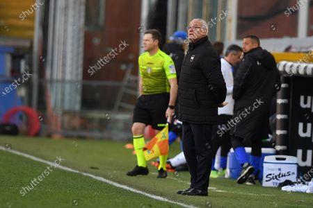 Claudio Ranieri (Sampdoria) head coach