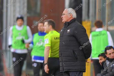 Claudio Ranieri (Sampdoria), head coach