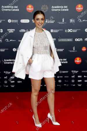 Editorial photo of Catalan Film Arts and Sciences Academy's 13th Gaudi Film Awarding ceremony, Arrivals, Barcelona, Spain - 21 Mar 2021