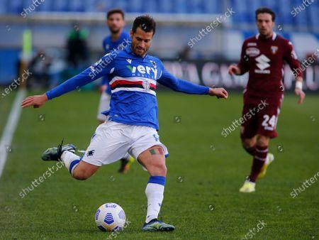 Editorial photo of Sampdoria v Torino - Serie A, Genova, Italy - 21 Mar 2021