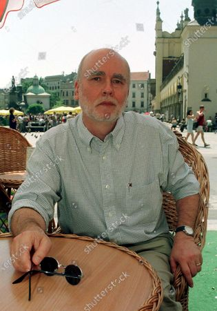 Polish poet, novelist, translator and essayist Adam Zagajewski in Krakow, Poland, 09 July 2002 (issued 21 March 2021). Zagajewski has died at the age of 75 in Krakow on 21 March 2021.