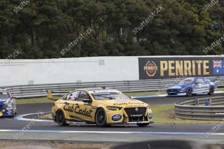 SANDOWN, AUSTRALIA - MARCH 22: Todd Hazelwood, Brad Jones racing, Holden Commodore ZB at Sandown on Monday March 22, 2021 in Melborne, Australia. (Photo by Mark Horsburgh / LAT Images)