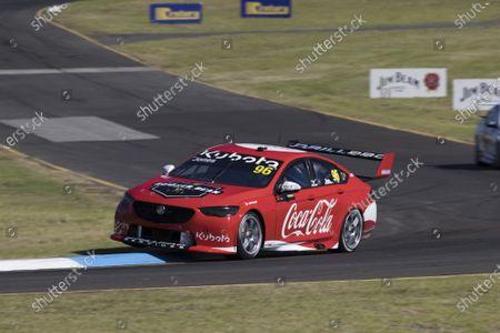 SANDOWN, AUSTRALIA - MARCH 22: Macauley Jones, Brad Jones Racing, Holden Commodore ZB at Sandown on Monday March 22, 2021 in Melborne, Australia. (Photo by Mark Horsburgh / LAT Images)