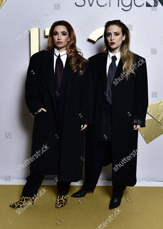 Swedish DJ duo Rebecca & Fiona - Rebecca Scheja and Fiona Fitzpatrick