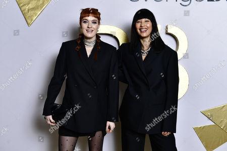 Icona Pop - Caroline Hjelt and Aino Jawo