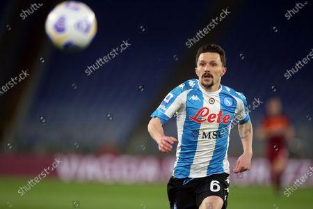 Mario Rui (Napoli) in action