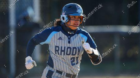 Editorial photo of Rhode Island Softball, Kingston, United States - 19 Mar 2021