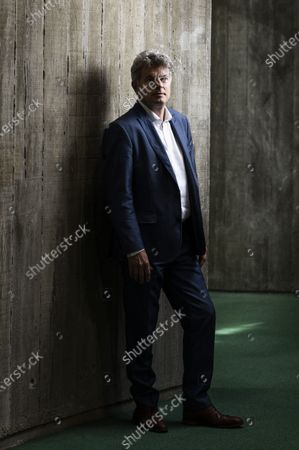 Editorial picture of Fabien Roussel National Secretary of the French Communist Party, Paris, France - 18 Mar 2021