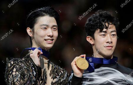 Editorial image of World Championships Preview Figure Skating, Saitama, Japan - 23 Mar 2019