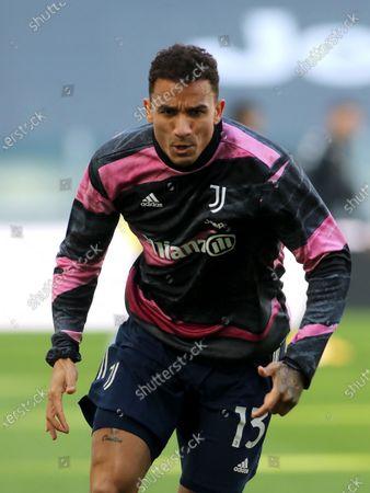 Danilo Luiz da Silva (Juventus FC) during warmup