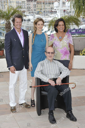 Manoel De Oliveira, Pilar Lopez, Ana Maria Magalhaes, Ricardo Trepa