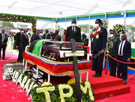 Editorial image of Tanzania Dodoma Former President Magufuli State Funeral - 22 Mar 2021