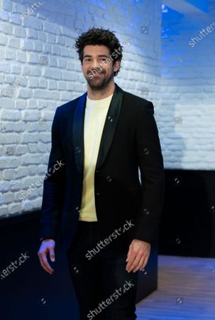 Stock Photo of Actor Miguel Angel Munoz