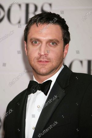 Raul Esparza attends The 2007 Tony Awards at Radio City Music Hall in New York City on June 10, 2007.  Photo Credit: Henry McGee/MediaPunch