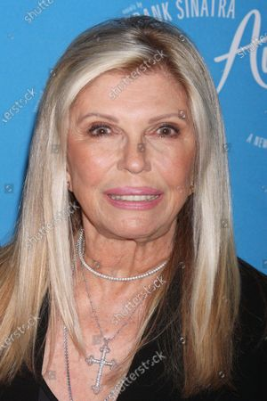 """Nancy Sinatra attends the opening night of Twyla Tharp's """"Come Fly Away"""" at the Marriott Marquis Theater in New York City on March 25, 2010.  Photo Credit: Henry McGee/MediaPunch"""