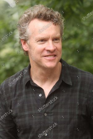 """Tate Donovan directing The CW's """"Gossip Girl"""" in New York City on August 9, 2011.  Photo Credit: Henry McGee/MediaPunch"""