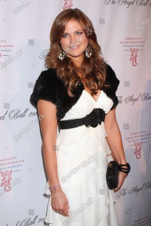 """Princess Madeline of Sweden attends Gabrielle's Angel Foundation For Cancer Research """"Angel Ball 2011"""" at Cipriani Wall Street in New York City on October 17, 2011.  Photo Credit: Henry McGee/MediaPunch"""