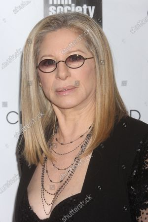 Barbra Streisand attends the Film Society of Lincoln Center's 40th Anniversary Chaplin Award Gala honoring Barbra Streisand at Avery Fisher Hall in New York City on April 22, 2013.  Photo Credit: Henry McGee/MediaPunch