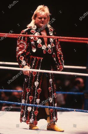 Greg Valentine 1987 Photo By John Barrett/PHOTOlink / MediaPunch
