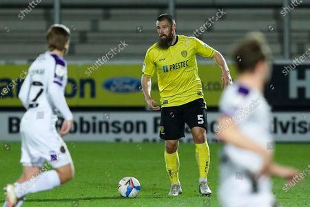 Michael Bostwick of Burton Albion