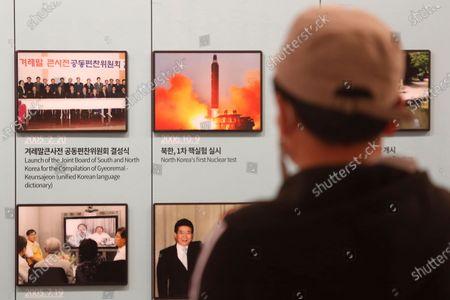 Editorial image of United Stats North Korea, Paju, South Korea - 24 Mar 2021