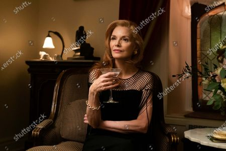 Stock Image of Michelle Pfeiffer