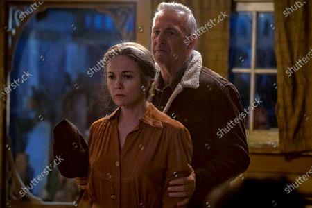 Diane Lane, Kevin Costner