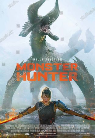 Editorial picture of Monster Hunter - 2020