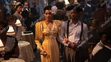 Andra Day, Tyler James Williams