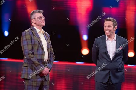 Editorial image of 'Beat The Chasers: Celebrity Special' TV Show, Series 3, Episode 1, UK - 27 Mar 2021