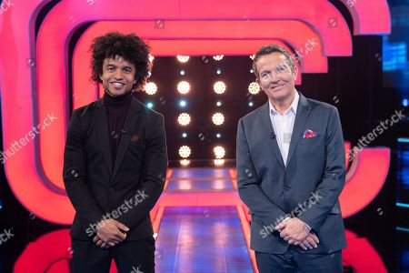 Editorial picture of 'Beat The Chasers: Celebrity Special' TV Show, Series 3, Episode 1, UK - 27 Mar 2021