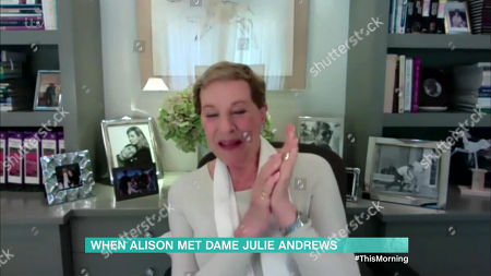 Stock Photo of Julie Andrews