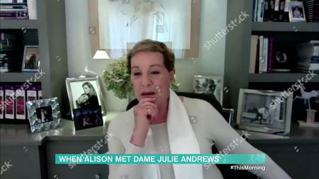 Stock Picture of Julie Andrews