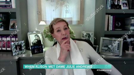 Stock Image of Julie Andrews