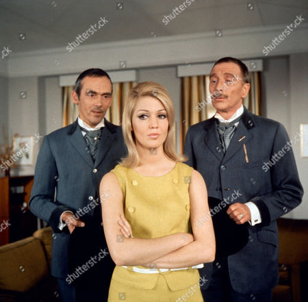 Editorial image of 'Randall and Hopkirk (Deceased) - All Work And No Pay' TV Show, Episode 3 UK  - 05 Oct 1969