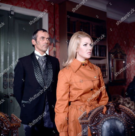 Editorial photo of 'Randall and Hopkirk (Deceased) - All Work And No Pay' TV Show, Episode 3 UK  - 05 Oct 1969