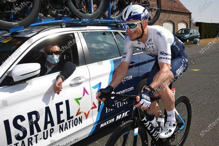 Editorial photo of Cycling Brugge De Panne Men Classic, De Panne, Belgium - 24 Mar 2021
