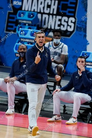 Editorial photo of NCAA Wildcat Pride Basketball, Indianapolis, United States - 21 Mar 2021