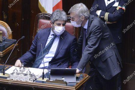 Roberto Fico, Graziano Delrio