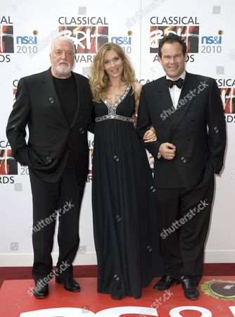 John Lord, Natasha Marsh, Gerald Finley