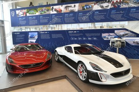 The British Minister of State in the Ministry of International Trade, Greg Hands, visited Rimac Automobili company and met with Mate Rimac