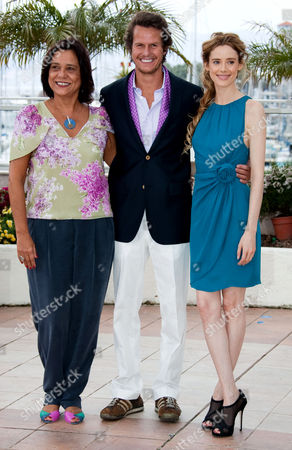 Ana Maria Magalhaes, Ricardo Trepa and Pilar Lopez