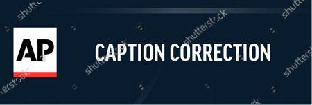 Editorial image of CORRECTION Virus Outbreak California, Los Angeles, United States - 24 Mar 2021