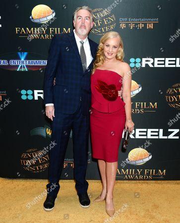 Editorial image of 24th Family Film Awards, Universal Hilton, Los Angeles, California, USA - 24 Mar 2021