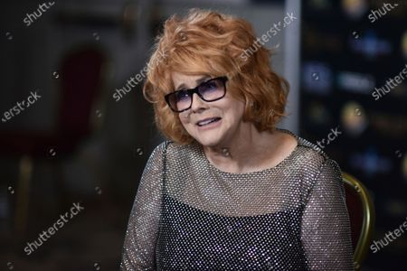 Ann-Margret backstage at the 24th Family Film Awards at Universal Hilton Hotel, in Los Angeles