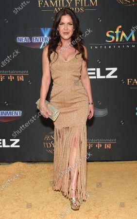 Editorial image of 24th Family Film Awards, Arrivals, Universal Hilton, Los Angeles, California, USA - 24 Mar 2021