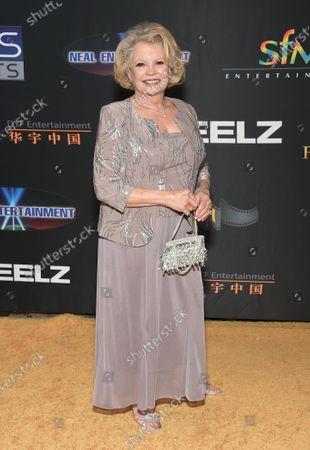 Editorial photo of 24th Family Film Awards, Arrivals, Universal Hilton, Los Angeles, California, USA - 24 Mar 2021