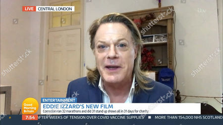 Editorial picture of 'Good Morning Britain' TV Show, London, UK - 25 Mar 2021