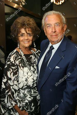 Faye and Frank Mancuso